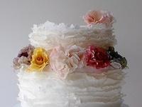 Deliriously crazy for cake.