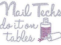 nail technician funnies & sayings