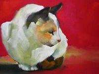 Dog and Cat Art