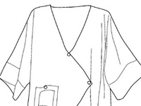 also see: sewing technique tutorials and pattern drafting