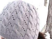 Tricot : bonnets et bandeaux
