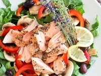 Healthy recipes on pinterest healthy chocolate shakes salmon salad