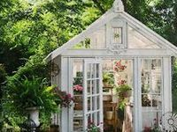 Conservatories, Greenhouses, Potting Sheds & Benches
