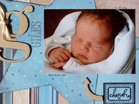Scrapbook Baby