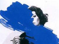 Fine Art, Contemporary, Colorful, Experimental