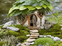 Why don't we live like we think fairies like to do?