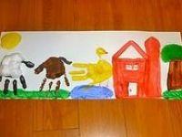 farm crafts/art & preschool art