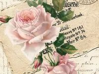 Decoupage, Print, Transfer / Images for print, transfer and decoupage