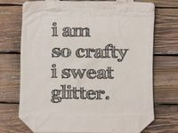 Things to get my crafty juices flowing