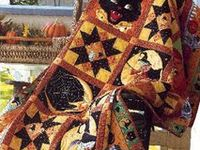 Halloween and Fall Quilts