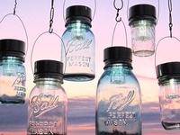 DIY: Bottles, Jars & Glass