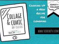 179 best Collage/Comic App-tivities images on Pinterest | Curriculum, Movie collage and Resume