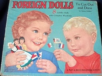 Stuff that brings back a smile to me - mostly late 1950s up through the mid 1970s. Not attempting to define the era, just bring up some fun memories.