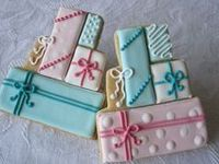Christmas Cookies (Decorated)