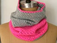 Crochet & Knit | Scarves and Cowls