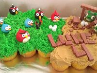 Vincent's 4th Angry Birds Birthday <3