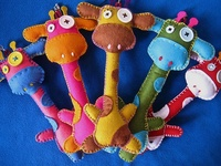 PUPPETS - FINGER PUPPETS