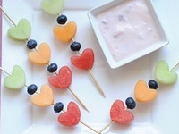 kids lunch and snack ideas