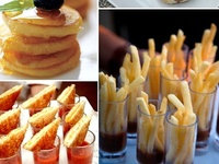 Gastronomia, Finger foods and Savory snacks