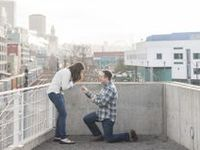 Get inspired with these perfect proposals caught on film.