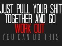 LOOK, GET MOTIVATED, FOCUS & GO