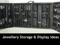 Jewellery Storage & Display Ideas