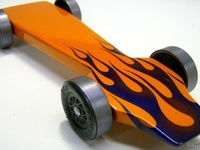 Cub Scout - Pinewood Derby
