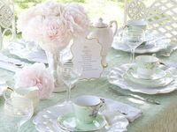 girly tea time