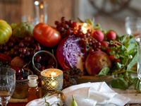 FALL TABLE TOPS