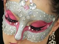 Whether its a masquerade ball or lavish makeup I'm storing all my favorite looks here.