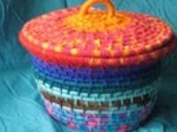 weaving/ fiber art lessons