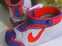 CROCHET SOCK & FOOTWEAR
