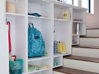 66 Best Mudroom Storage Solutions Images On Pinterest