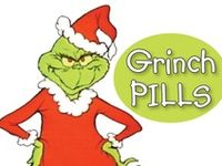 Grinch Stole Christmas !