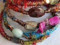 I love jewelry, creating it, wearing it, and everything about it!
