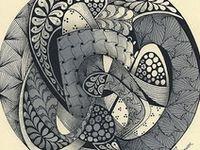 Zentangle/Doodle Art