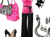 Thirty One Products and Hot Pink the signature color !!