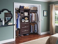 9 Best Images About Organization Closets Allen And Roth