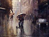 Visual  Arts V - Watercolor & Mixed