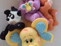 Clay Critters, Kids and Cartoons II