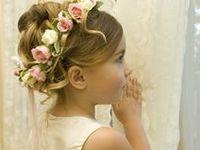 Wedding: Flower Girl
