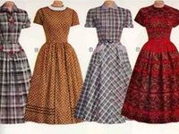 Clothing from yesteryear that is much classier than anything I can find today.