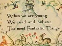 All things magical and enchanting...  The stuff Fairy Tales are made of!