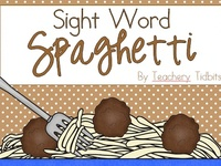 Whether using Frye Sight Words/phrases or Dolch Sight Words/phrases there are many resources available on this board developed by teachers across the world. Look over the games, data sheets, and resources available to increase reading fluency with sight words.