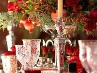 mostly Christmas/winter decor...