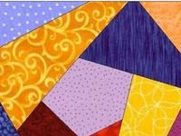 Quilt Patterns / Stitching Tips