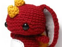 Ghostbusters Amigurumi Pattern : 1000+ images about Outlaw Amigurumi Sunday! on Pinterest