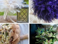 Alternative bouquet ideas for clients that are looking for something different.