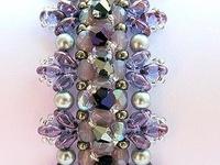 Beading: Superduo, Tila & 2 Hole Beads