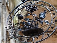 Art - Iron and metal works